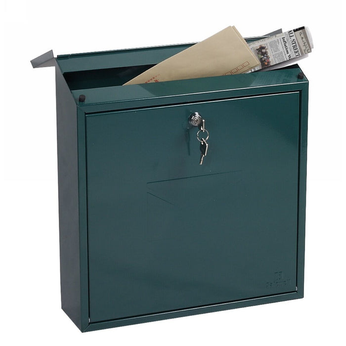 Phoenix Casa Top Loading Mail Box MB0111KG (Green)