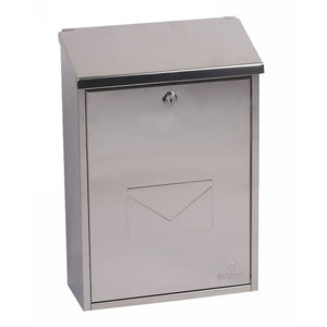 Phoenix Villa Front Loading Mail Box MB0114KS (Stainless Steel)