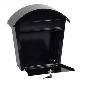 Phoenix Villa Top Loading Mail Box MB0114KW (White)