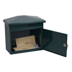 Phoenix Libro Front Loading Mail box MB0115KG (Green)
