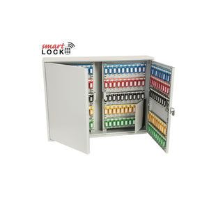 Phoenix Commercial Key Cabinet KC0606N 400 Hook Capacity with Net Code Electronic Lock.