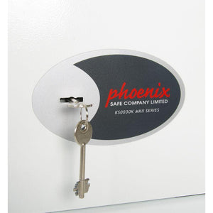 Phoenix Cygnus Key Deposit Safe KS0031K - 30 Hook Capacity