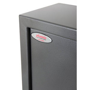 Phoenix Lacerta GS8001K 3 Gun Safe with 2 Key Locks