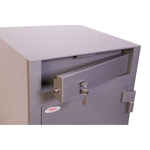 Phoenix Cash Deposit SS0998KD Size 3 Security Safe with Key Lock