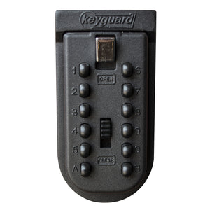 Burton Keyguard Digital Key Safe