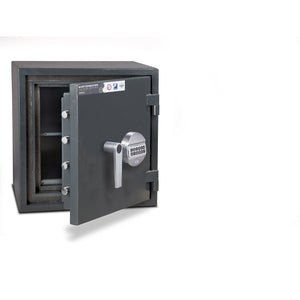 Burton Firesec 10/60 Fire Rated Home Safe | Size 1E