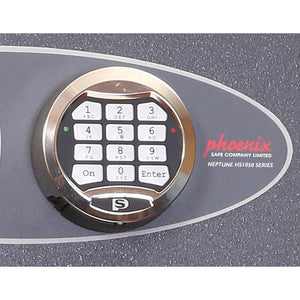 Phoenix Neptune HS1052E High Security Home and Office Safe -  Size 2