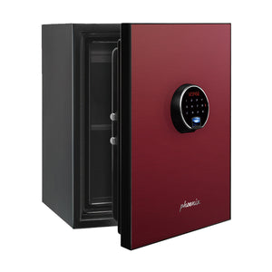 Phoenix Spectrum LS6011FR Luxury Safe (Burgundy Red Door)