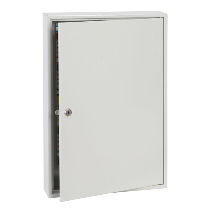 Phoenix Deep Plus & Padlock Key Cabinet KC0502K - 50 Hook with Key Lock