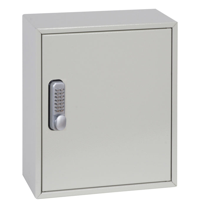 Phoenix Deep Plus & Padlock Key Cabinet KC0501M - 24 Hook with Mechanical Combination Lock