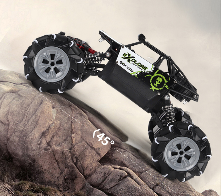 HOT SALE-S1-2.4GHz 4WD RC Climbing Car(Off-Road)