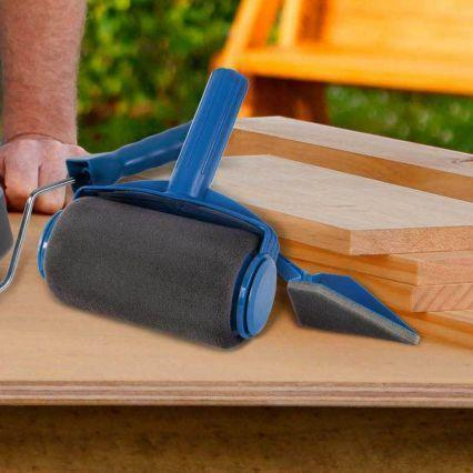 Paint Runner Pro Roller by The Renovator