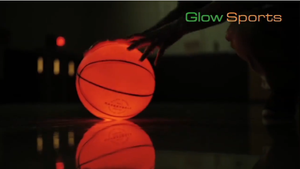 60% OFF-Free Light Up Basketball PU Glow in The Dark Basketball
