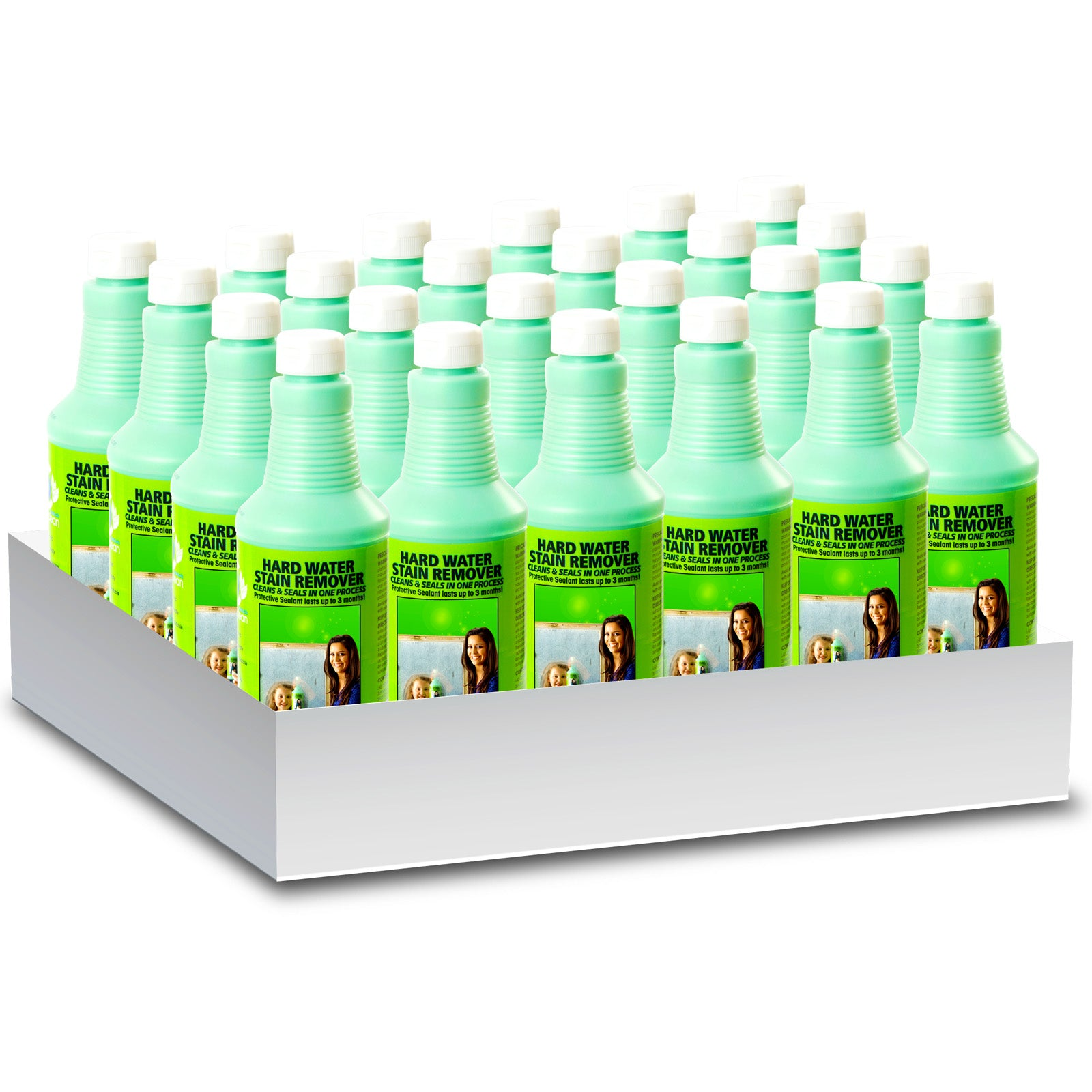 Case of Hard Water Stain Remover | Bio-Clean Products