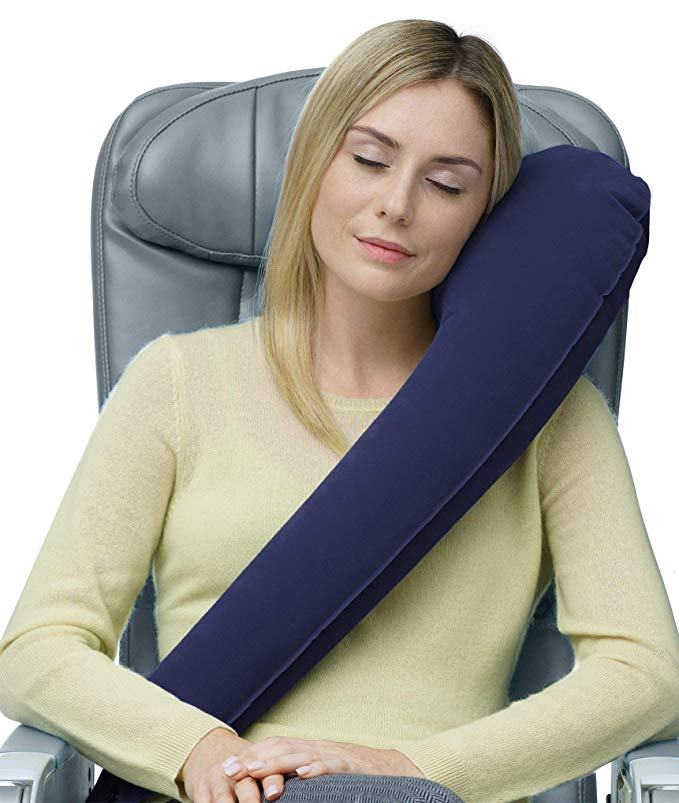 Adjustable Travel Side Pillow