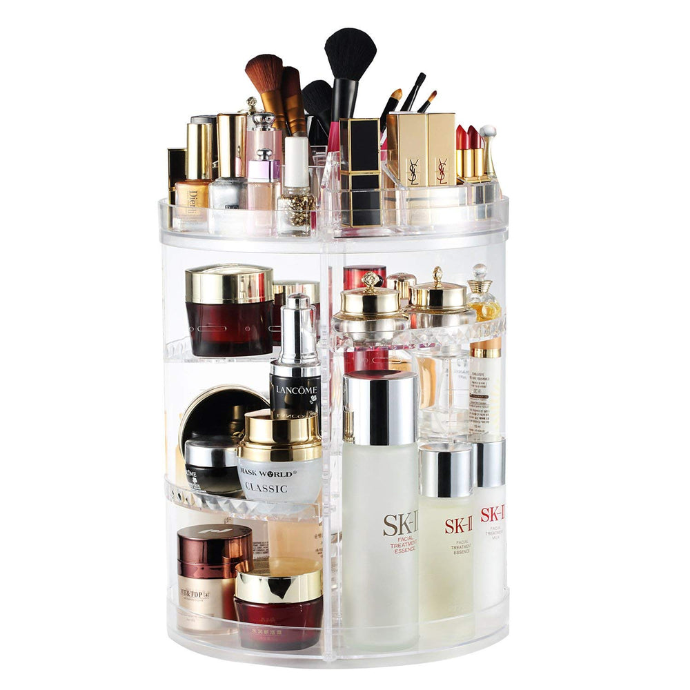 360 Degree Make-Up Organizer