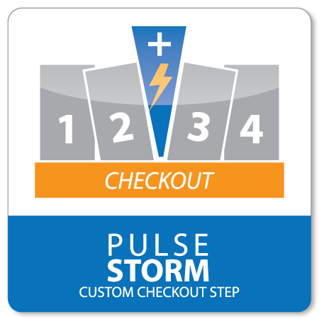 Custom Checkout Step