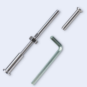 cable railing kit Muzata thread stud + stemball kit CK25