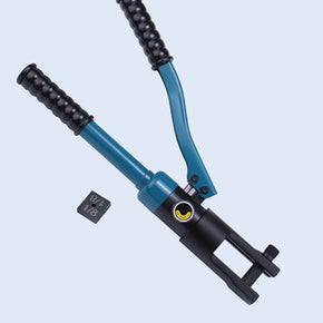 Muzata heavy duty hydraulic crimper tool for stainless steel 60-tons force CT01