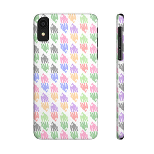 The Kinsman Multicolor Case Mate Slim Phone Cases