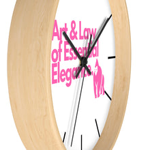 The Kinsman First Wall clock