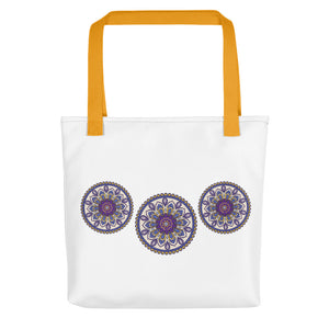 The Kinsman Bohemian Circle Tote bag