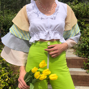 Mambo Blouse AT COST $52 Final Sale