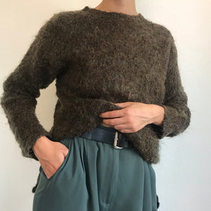 Vintage Mohair Knit- Size Small to Large