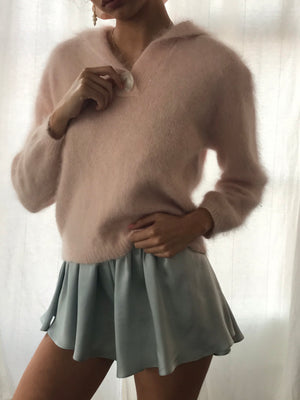 Petal Angora with Sailor Collar Size Sm-Md