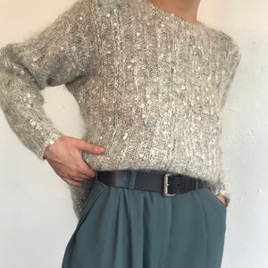 Vintage Mohair Knit- Size Small-Medium