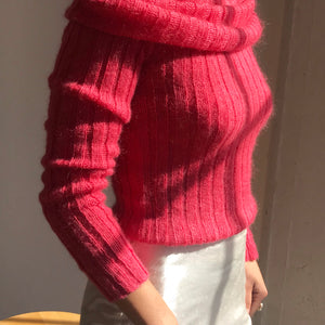 Vintage Mohair Knit - Size Small