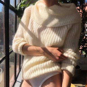Vintage Mohair Knit- Size Small - Large