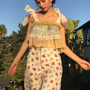 Liberty Tier Top In Daisy Chain AT COST $62 Final Sale