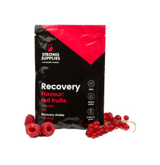 Recovery low carb - Red fruits (10 x 50g)