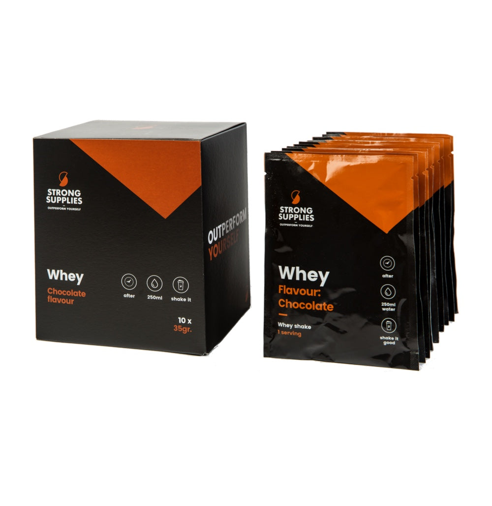 Whey Chocolate (10 x 35g)