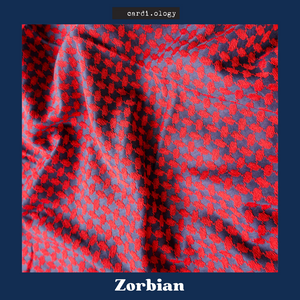 Grace Reversible Batik Face Mask