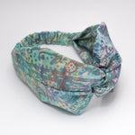 CELOSIA Twisted Batik Headband