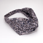 SHANIS Twisted Batik Headband