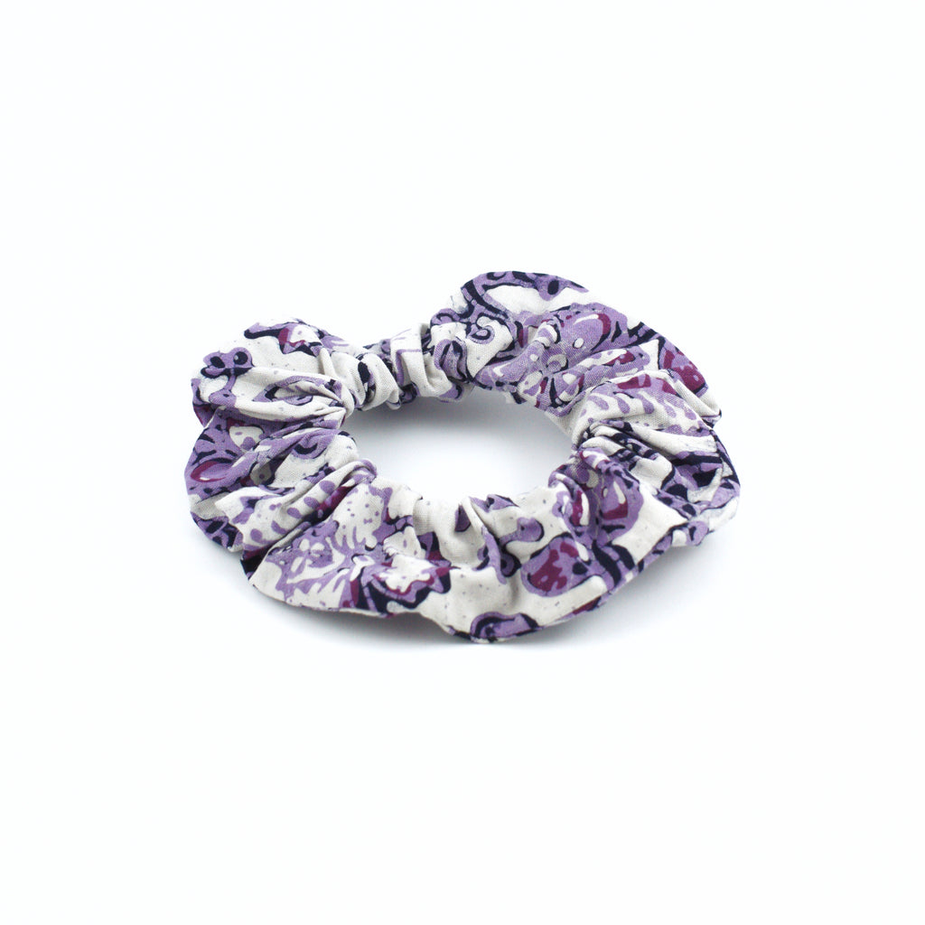 ELLIE Batik Scrunchie - MaryamBayam – Better in Batik