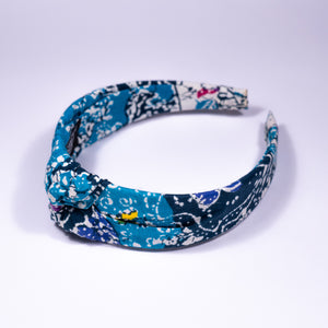 Bella Knotted Batik Headband