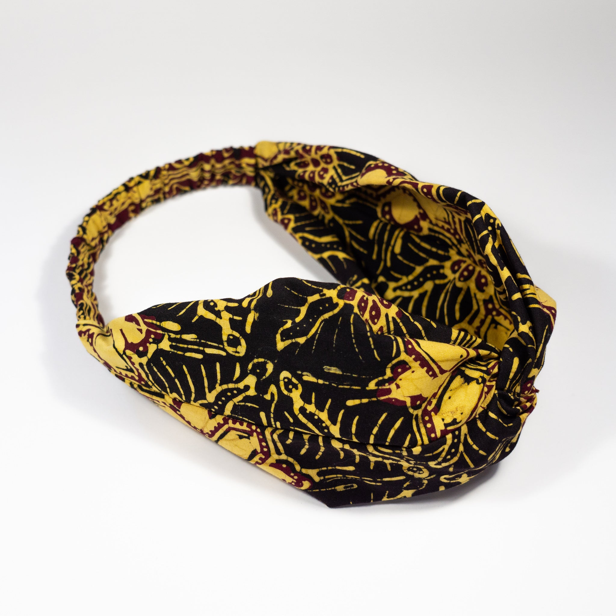 DORA Twisted Batik Headband