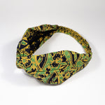 MASIA Twisted Batik Headband