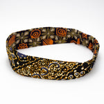 MONA Reversible Batik Headband