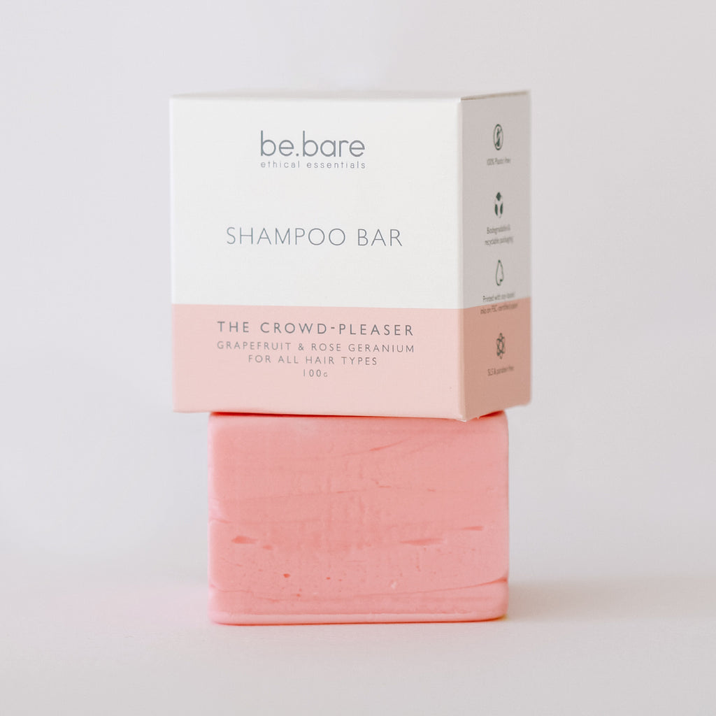 Shampoo Bar | The Crowd-Pleaser