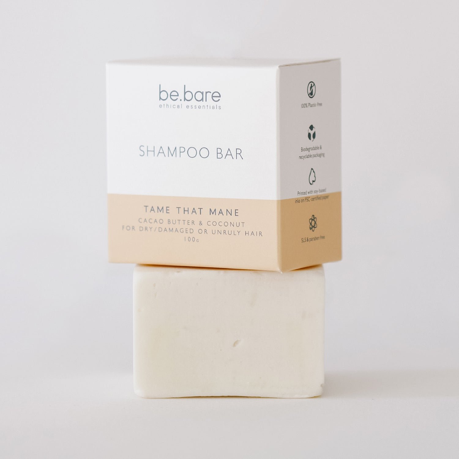 Shampoo Bar | Tame That Mane