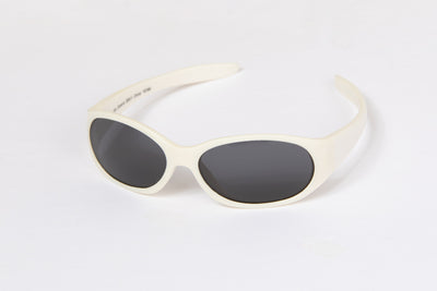 White Trendy Sunglasses