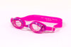 "Pretty in Pink "" swim goggles"