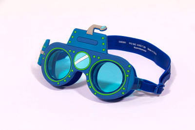 """Submarine "" swim goggles"