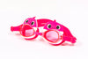 """Mommy ""Shark ' swim goggle"