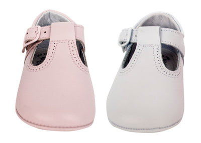 Our Classic NameDate T-Strap Girl Shoe
